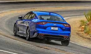2018 kia stinger gets a louder exhaust in america the torque report