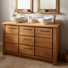 Real Wood Vanities Bathroom Awesome Real Wood Vanities Incredible Solid Within Vanity
