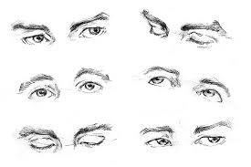 eye sketching exercise by pair by noel4037 on deviantart