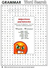 adjectives and adverbs all things grammar