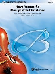 christmas eve sarajevo 12 24 string orchestra conductor score