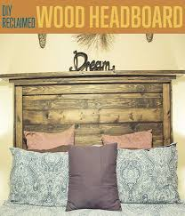 Barn Wood Headboard Reclaimed Wood Projects Diy Projects Craft Ideas U0026 How To U0027s For