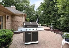 backyard grill 4 burner dyna glo dge486gsp d 4 burner gunmetal lp gas grill walmart canada