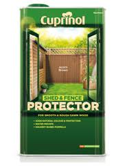 garden fence care from cuprinol