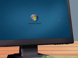 5 ways fix stuck pixel lcd monitor wikihow