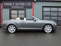 find used bentley for sale used bentley continental gtc 60 w12 2dr auto for sale in brigg