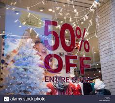 black friday christmas tree deals an aeropostale store in new york offers a pre christmas pre black