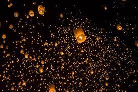 Festival Of Lights Thailand Peng Lantern Festival In Chiang Mai Thailand