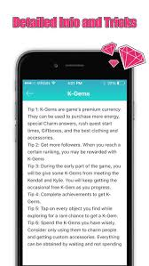 cheats for kendall and kylie on the app store