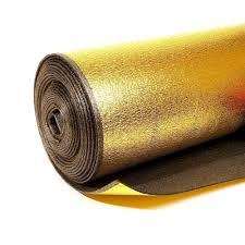 Laminate Flooring Underlay 5mm Novostrat Wood Flooring Underlay Sonic Gold 5mm 65kg Density
