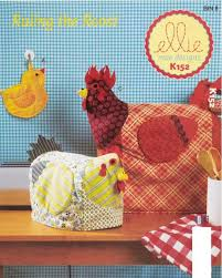 Toaster Covers Ruling The Roost Sewing Pattern