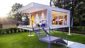Beach Houses On Stilts by Prefab Homes Set On Stilts Cool New Prefab Homes Youtube