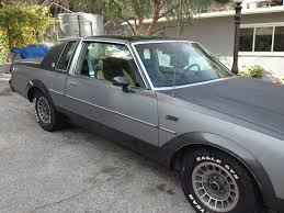 1982 Buick Grand National For Sale The First Buick Grand National 1982