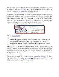 Generate Resume Online Free by 33 Best Resume Images On Pinterest Good Things To Put On Resume