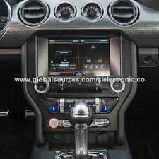 mustang navigation navigation interface for ford mustang myford touch system gps