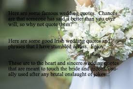 wedding quotes for and groom how a can make a wedding quote for his ceremony