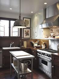 Small Industrial Kitchen Design Ideas Best 25 City Style Kitchen Island Designs Ideas On Pinterest