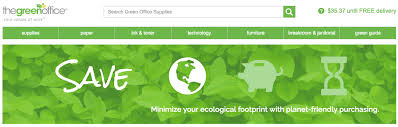 Free Green Green Eco Friendly Recycled Office Supplies Thegreenoffice Com