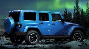 light blue jeep jeep introduces polar edition wrangler for frankfurt show autoweek