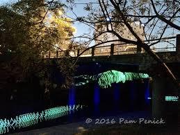 waller creek light show creek show 2016 light based public art along austin s waller creek
