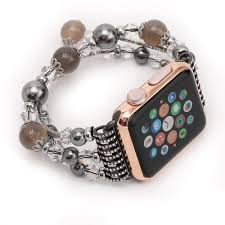 fashion beaded bracelet images Glam apple watch beaded bracelet women 39 s sale jewelry fashion jpg