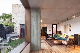 House With Central Courtyard Courtyard House In Paddington Australia