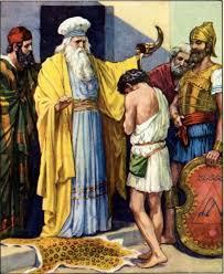 God Elected David