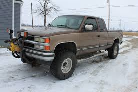 K5 Chevy Blazer Mud Truck - 1994 chevy silverado 1500 4x4 mud truck snow plow monster truck