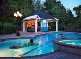 Back Yard House Best 25 Pool Houses Ideas On Pinterest Outdoor Pool New Space