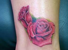 36 best rosebud foot tattoo images on pinterest foot tattoos