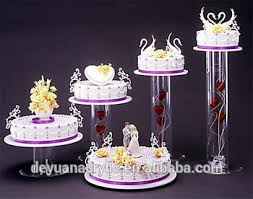 5 tier cake stand wedding 5 tier cake stand with acrylic center with simple