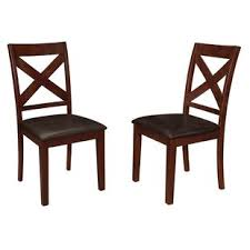 leather dining room chair genuine leather kitchen dining chairs you ll love wayfair