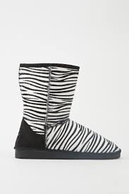 animal print boots leopard or zebra just 5