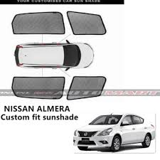 nissan almera rear bumper price custom fit oem sunshades sun shades for nissan almera 4pcs