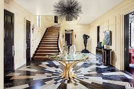how to create a patterned floor architectural digest