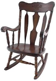 Oak Rocking Chairs Daisy Rocking Chair From Dutchcafters Amish Furniture