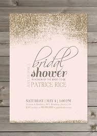 cheap bridal shower invitations bridal shower glitter invitation 5x7 by gaiadesignstudios on etsy