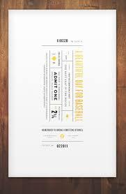 best 25 ticket design ideas on pinterest ticket event tickets