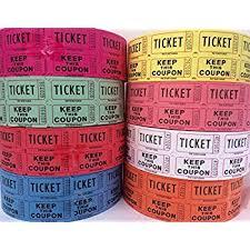 raffle tickets ticket guru raffle tickets 4 rolls of 2000