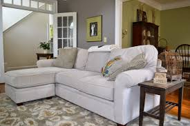 ryan leighton mae maggie home tour family room
