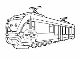 coloring pages printable printable train coloring pages for kids