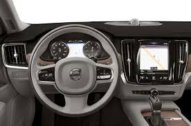 volvo steering wheel new 2017 volvo s90 price photos reviews safety ratings u0026 features