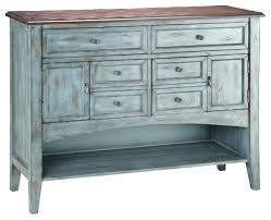 modern distressed buffet sideboard farmhouse sideboards and buffets