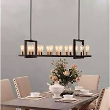 Kitchen Chandelier Lighting Farmhouse Chandelier Lighting Great For Dining Rooms And Kitchen