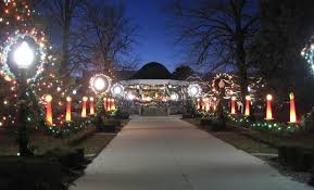Heritage Park Christmas Lights Fairfield Square Fairfield Heritage Tour