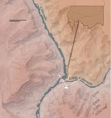 Grand Canyon Arizona Map by Are We Losing The Grand Canyon