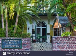 Hemingway House Key West Usa Florida Florida Keys Key West Hemingway House Former