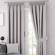nursery blackout curtains dunelm