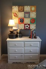 Beste Ideeën Over Sport Room Decor Op Pinterest Jongens - Kids sports room decor