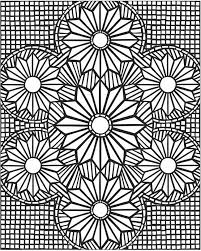 pattern coloring pages for adults 525 best mandala coloring pages images on pinterest coloring